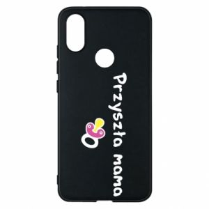 Phone case for Xiaomi Mi A2 Future mom for a girl