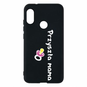 Phone case for Mi A2 Lite Future mom for a girl