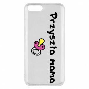 Phone case for Xiaomi Mi6 Future mom for a girl