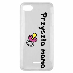Phone case for Xiaomi Redmi 6A Future mom for a girl