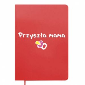Notepad Future mom for a girl