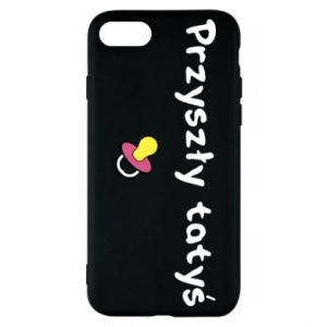 iPhone 7 Case Future daddy for a girl