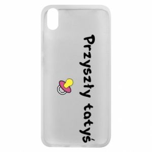 Xiaomi Redmi 7A Case Future daddy for a girl