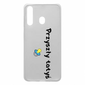 Phone case for Samsung A60 Future daddy. Boy