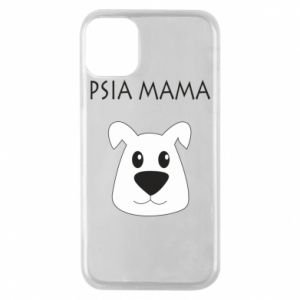 iPhone 11 Pro Case Dogs mother