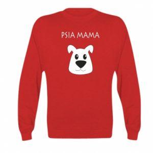 Kid's sweatshirt Dogs mother