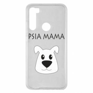 Xiaomi Redmi Note 8 Case Dogs mother
