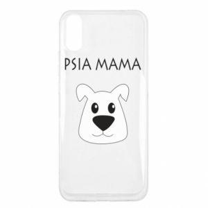 Xiaomi Redmi 9a Case Dogs mother