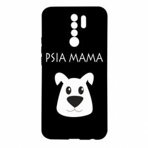 Xiaomi Redmi 9 Case Dogs mother