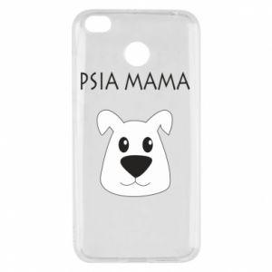 Xiaomi Redmi 4X Case Dogs mother