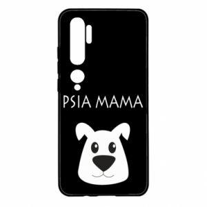 Xiaomi Mi Note 10 Case Dogs mother