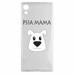 Sony Xperia XA1 Case Dogs mother