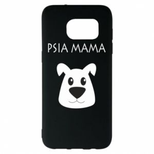 Samsung S7 EDGE Case Dogs mother