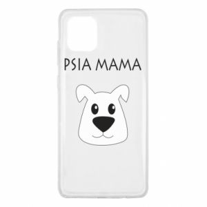 Samsung Note 10 Lite Case Dogs mother