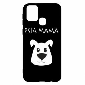Samsung M31 Case Dogs mother