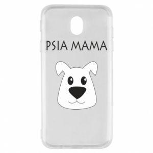 Samsung J7 2017 Case Dogs mother