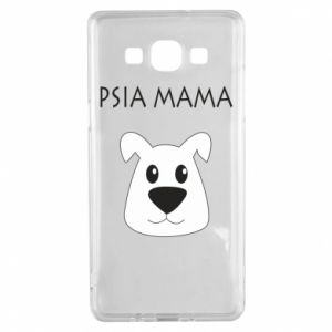 Samsung A5 2015 Case Dogs mother