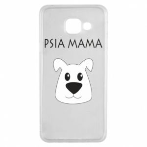 Samsung A3 2016 Case Dogs mother