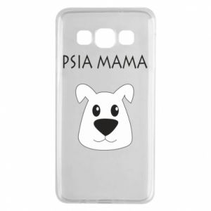 Samsung A3 2015 Case Dogs mother