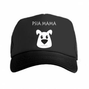 Trucker hat Dogs mother