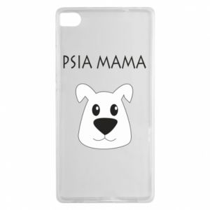 Huawei P8 Case Dogs mother