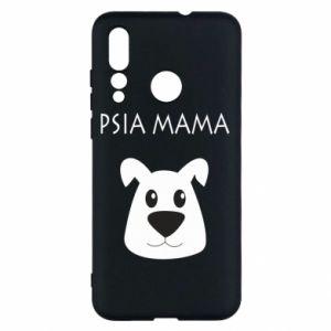 Huawei Nova 4 Case Dogs mother