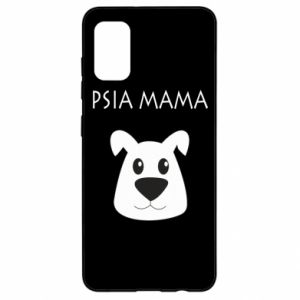 Samsung A41 Case Dogs mother