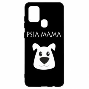 Samsung A21s Case Dogs mother