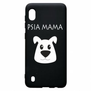 Samsung A10 Case Dogs mother