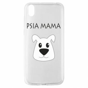 Huawei Y5 2019 Case Dogs mother