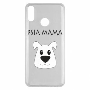 Huawei Y9 2019 Case Dogs mother