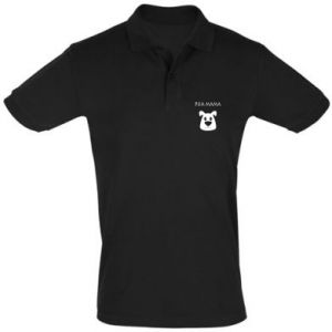 Men's Polo shirt Dogs mother
