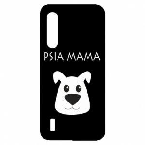 Etui na Xiaomi Mi9 Lite Psia mama