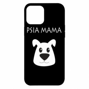 Etui na iPhone 12 Pro Max Psia mama