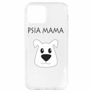 Etui na iPhone 12/12 Pro Psia mama