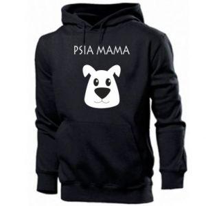 Men's hoodie Dogs mother