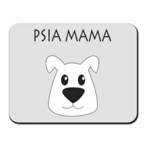 Podkładka pod mysz Psia mama