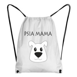 Backpack-bag Dogs mother