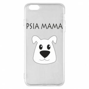 iPhone 6 Plus/6S Plus Case Dogs mother