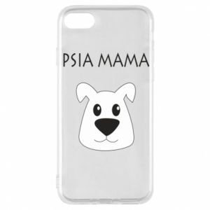 iPhone 7 Case Dogs mother