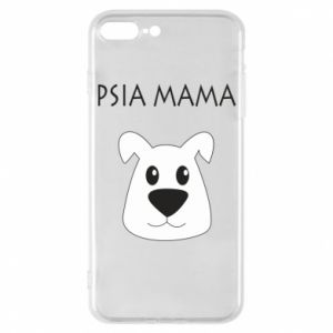 iPhone 7 Plus case Dogs mother