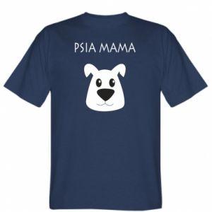 Koszulka Psia mama