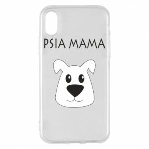 iPhone X/Xs Case Dogs mother