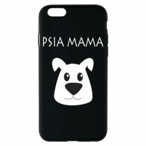 iPhone 6/6S Case Dogs mother