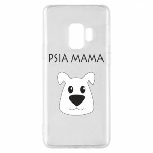 Samsung S9 Case Dogs mother
