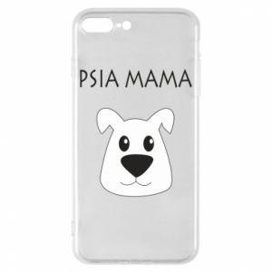 iPhone 8 Plus Case Dogs mother