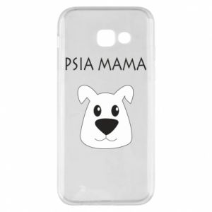 Samsung A5 2017 Case Dogs mother