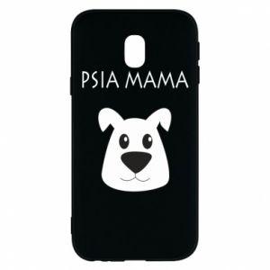 Samsung J3 2017 Case Dogs mother