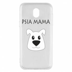 Samsung J5 2017 Case Dogs mother