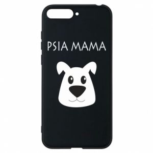 Huawei Y6 2018 Case Dogs mother